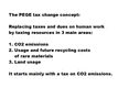 3 main areas for taxes on resources Key note from PEGE at the 1st world emerging industries summit September 1st 2010 in Changchun China. Page 13 from 22. PDF